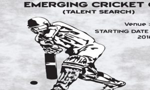 Emerging Cricket Cup 2018 Goa
