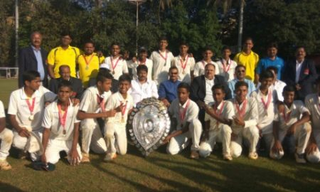Great All-round perfomance by Al-Barkaat Boys steer them to the finals win of the prestigious Harris Shield Tournament 2017